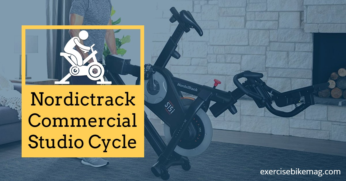 Nordictrack Commercial Studio Cycle Review