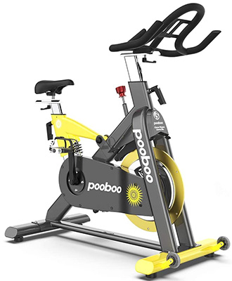Pooboo Commercial Stationary Bike
